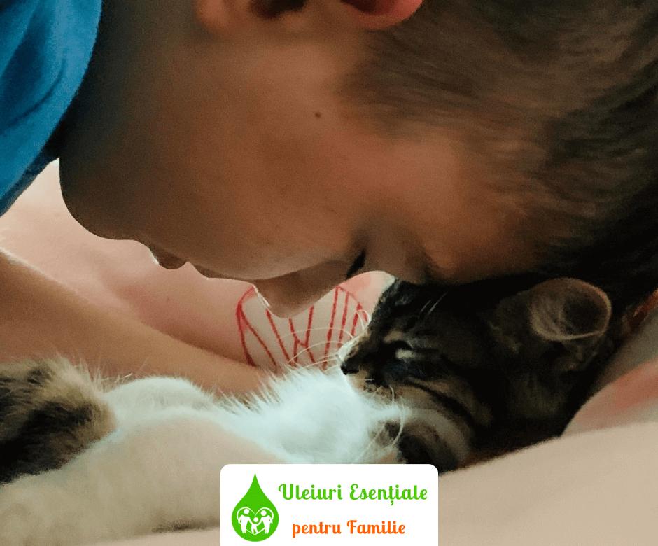uleiuri esentiale pentru animale